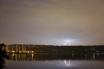 July 3rd, 2008 - Log Boom Park lightning event