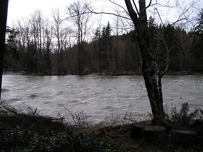 March 12th, 2007 - Gold Bar flood event.