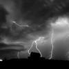 Storm Clouds Saskatchewan Lightning