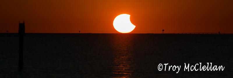 2014 Partial Solar Eclipse