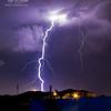 Wicked Lightning Over Lakeland