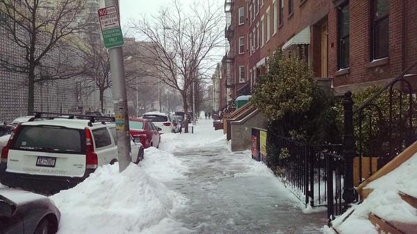 Weather the Weather - Hoboken Edition