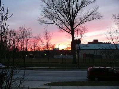 2005 Spring Sunset
