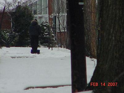 2007 Snow Storm