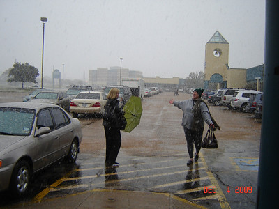 2009 12-04 SNOW! Let it Snow