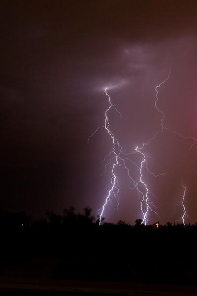 Lightning Tucson, AZ