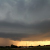 8:10 pm   6 mi NW of Arapaho, OK<br /> <br /> Couldn't ask for better cloud sculpture.
