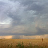 7:02 pm   Rural Dewey County, OK<br /> <br /> The storm begins to strengthen and take its menacing shape.