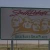 Late morning as we entered South Dakota.