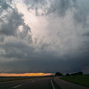 Supercell near Clarendon, TX | April 30, 2012