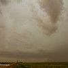 First look at our tornado warned supercell, just northeast of Farwell, TX.