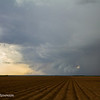 New storm, taken south of Big Spring looking west.