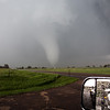 Large tornado between Simla & Ramah