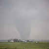 Large tornado south of US Highway 24 near Simla