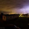 Early morning lightning in Amarillo, TX   June 8