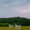 4  Lightning South Over The Old Tree