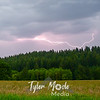 3  Lightning South Over The Old Tree