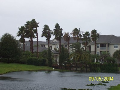 After Hurricane Frances