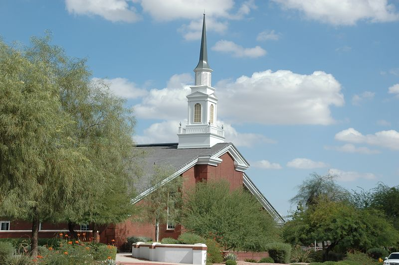 A Church In Chandler (18-125)