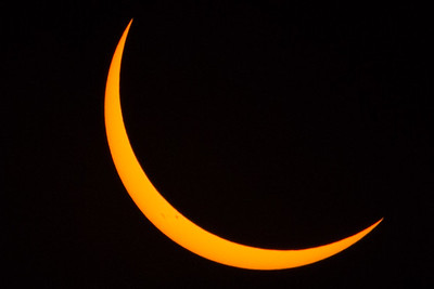 August 21, 2017 - Total Solar Eclipse in Driggs
