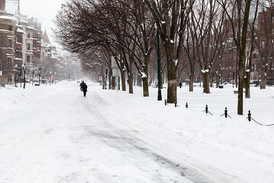 Blizzard of 2015 - Boston