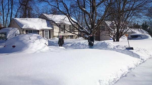 Blizzard of January 16