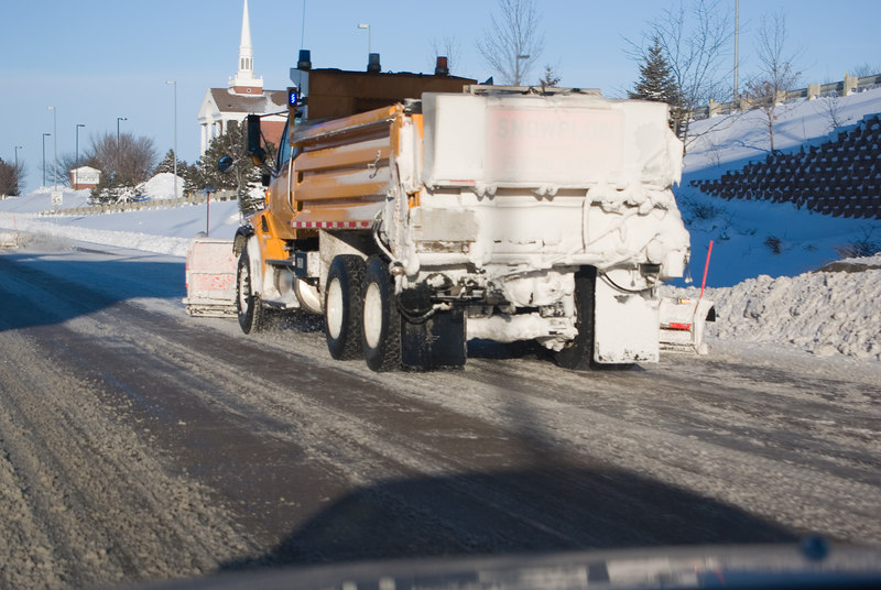 High winds continued for three days after the storm, keeping these guys busy on main streets and highways.<br><br>The neighborhood streets were on the bottom of the priority list.