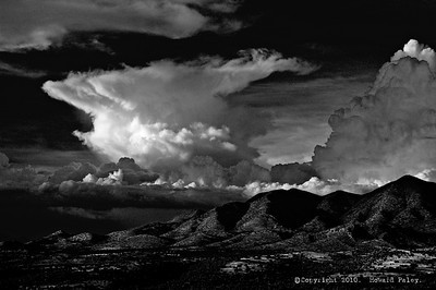 """Monsoon Majesty"", Huachuca Mts., Elgin, Az., 07/22/07"