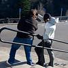 144  G Kathy and Jeff at Rail V