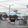 Mid tide Monday morning corner of Maryland and Bay Avenues with the storm still 10 hours out to sea before land fall.