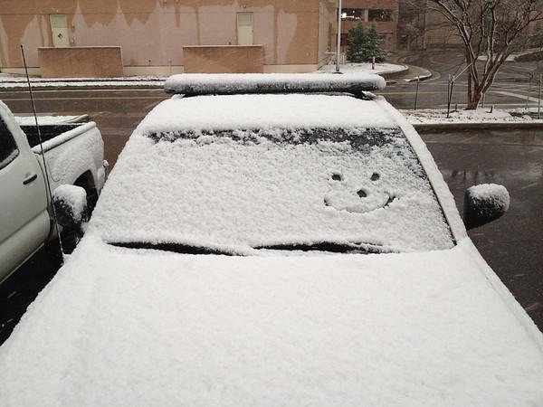 Happy Snow!