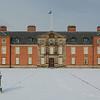 Dunham Hall, Snowing on 01/12/2010
