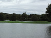 After some 18 inches of rain, the Tunxis Golf Course looked like this.