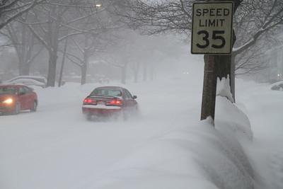 Feb. 2, 2015 Snowstorm