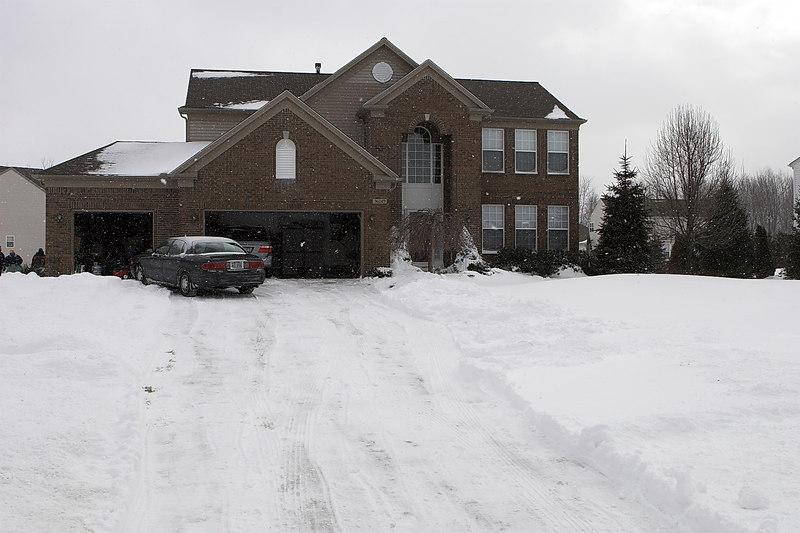 Cleveland Snowstorm