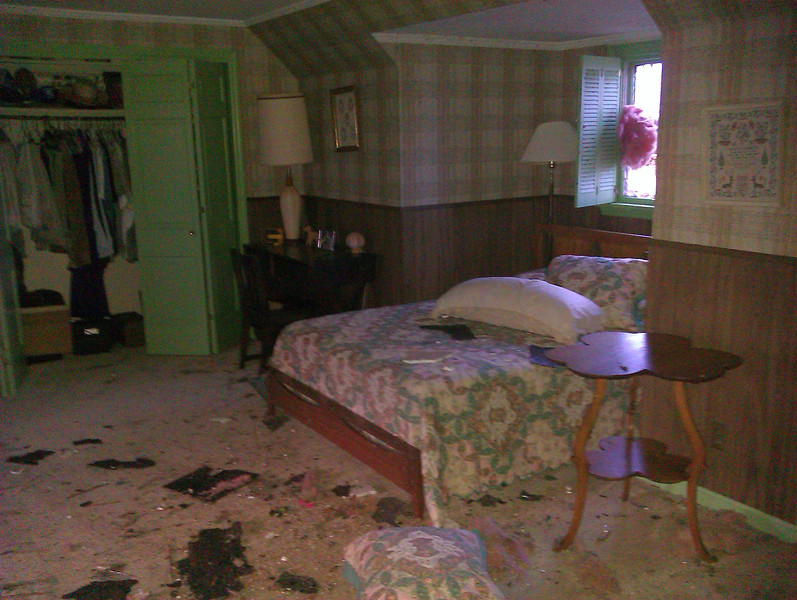 Dallas's Bedroom