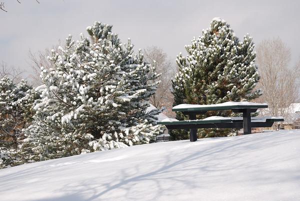 First snow 2007