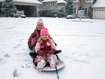 First Snow Days 2010