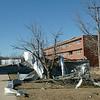 Training Barracks south of Nebraska across the street from Brown Hall