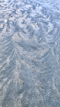 Frost, Snow and Ice