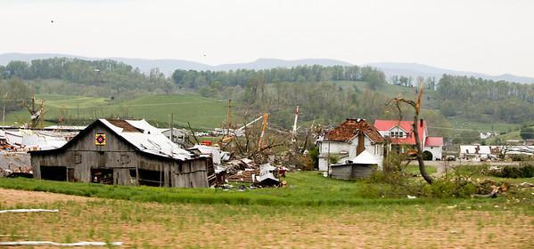 Glade Spring, Virginia Tornado