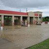 Flooding, car wash in Horn Lake, May 1, 2010, Goodman Road and Highway 51