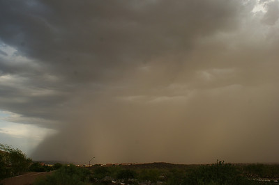 Haboob of 7/18/2011