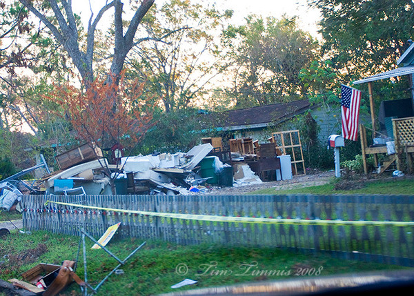 Damage in Seabrook