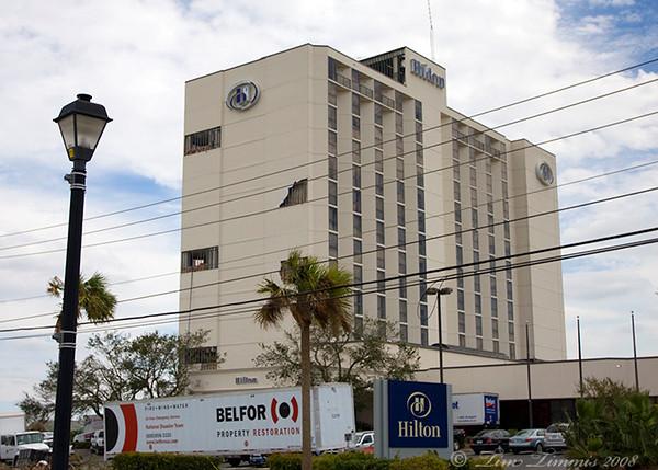 Hilton hotel near NASA
