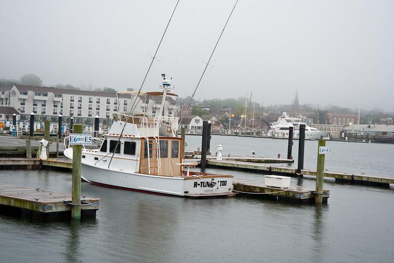 Long Wharf, Newport, RI