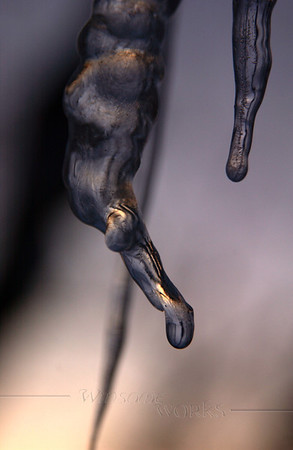 Dripping icicle - Quakertown, PA