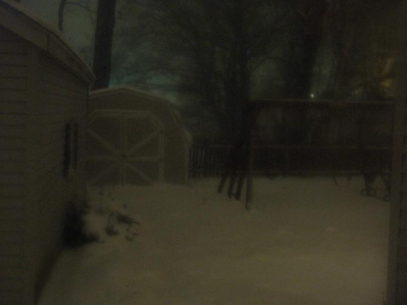 Storm #1 (Blizzard Juno).  January 26, 2015