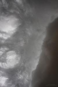 Major turbulence overhead, rotation approaching (7:35)