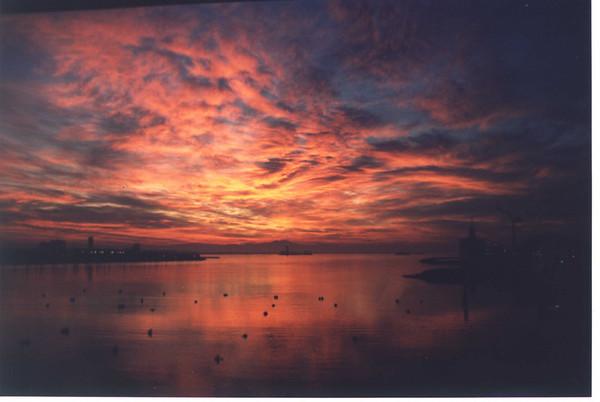 LA River Sunrise